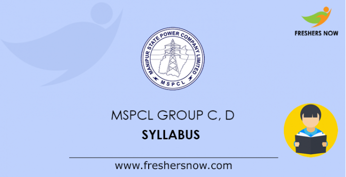 MSPCL Group C, D Syllabus