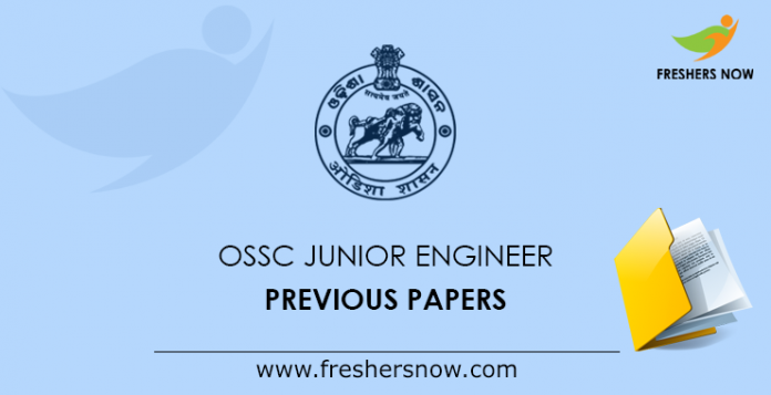OSSC Junior Engineer Previous Papers