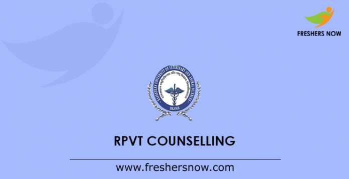RPVT Counselling