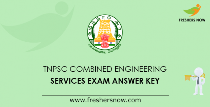 TNPSC CESE Answer Key