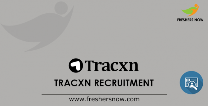 Tracxn Recruitment
