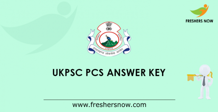 UKPSC PCS Mains Answer Key