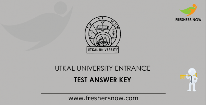 Utkal University Entrance Test Answer Key