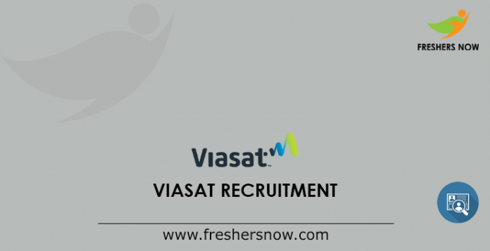 Viasat Recruitment