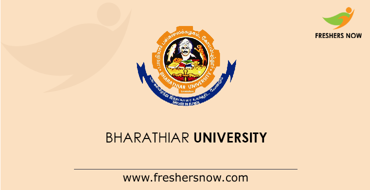 Bharathiar University Bu B U Ac In Courses Address Fees Structure
