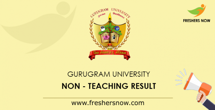 Gurugram University Result