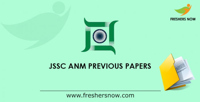 JSSC ANM Previous Papers