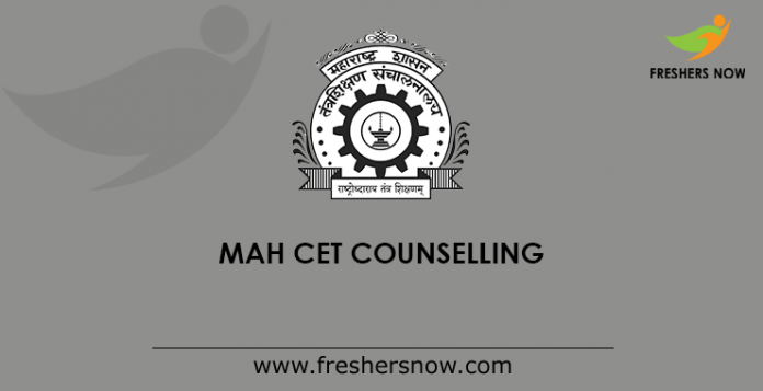 MAH CET Counselling
