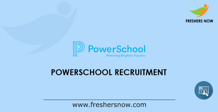 PowerSchool Recruitment 2019