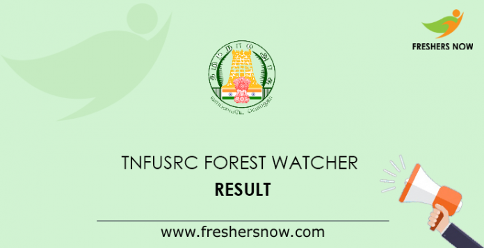 TNFUSRC Forest Watcher Result