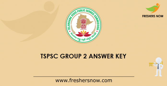 TSPSC Group 2 Answer Key