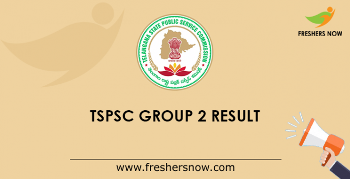 TSPSC Group 2 Result