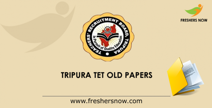 Tripura-TET-Previous-Papers