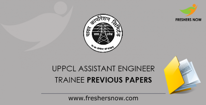 UPPCL Assistant Engineer Trainee Previous Paper