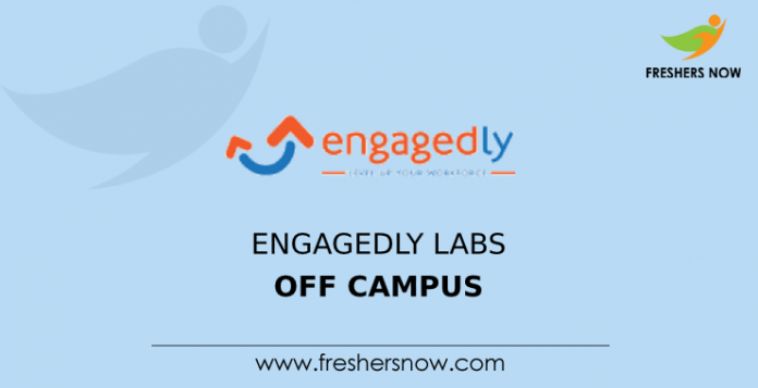 Engagedly Labs Off Campus