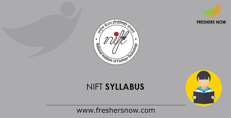 Nift Syllabus 2019 Pdf Je Ce Assistant Database Administrator