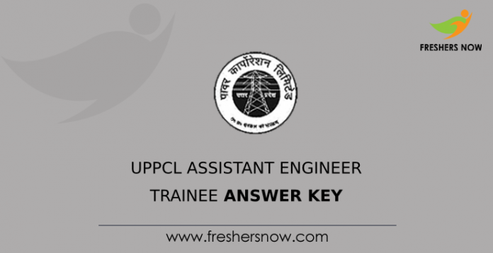UPPCL Assistant Engineer Trainee Answer Key