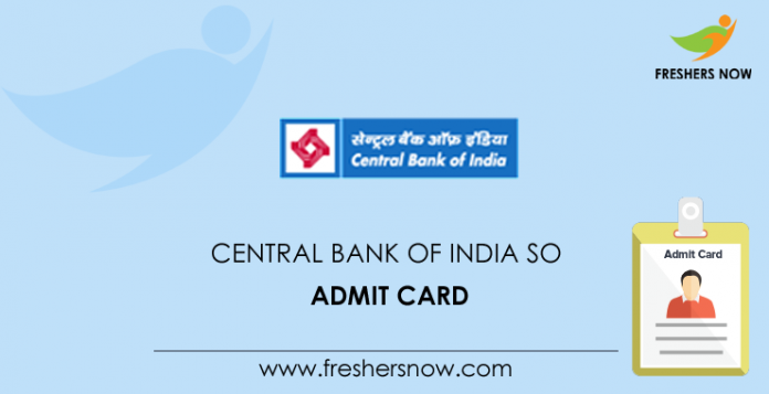 Central-Bank-of-India-SO-Admit-Card