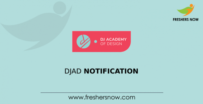 DJAD Notification