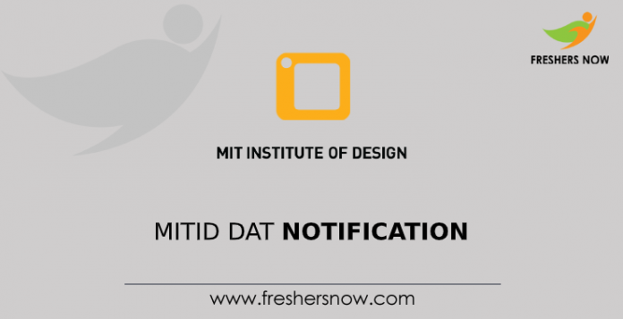 MITID DAT Notification