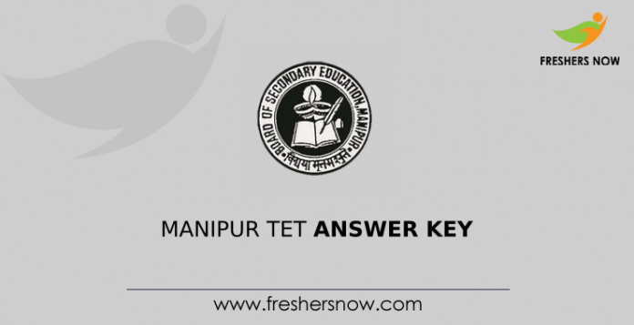 Manipur TET Answer Key