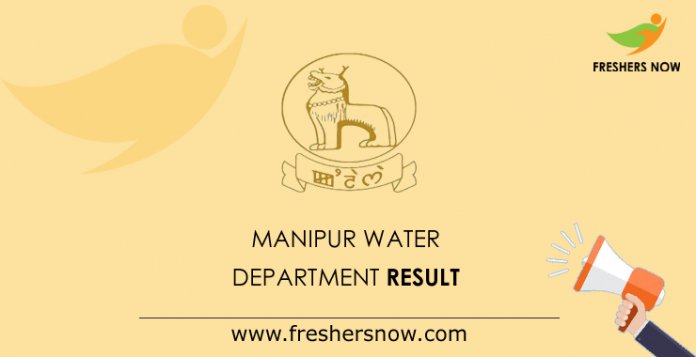 Manipur-Department-Water-Result