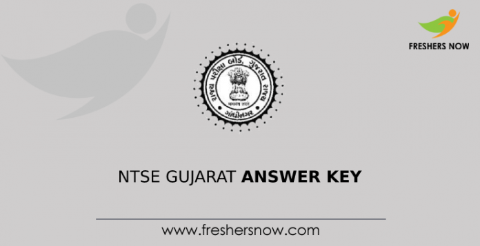 NTSE Gujarat Answer Key