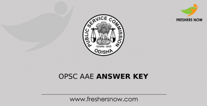OPSC AAE Answer Key