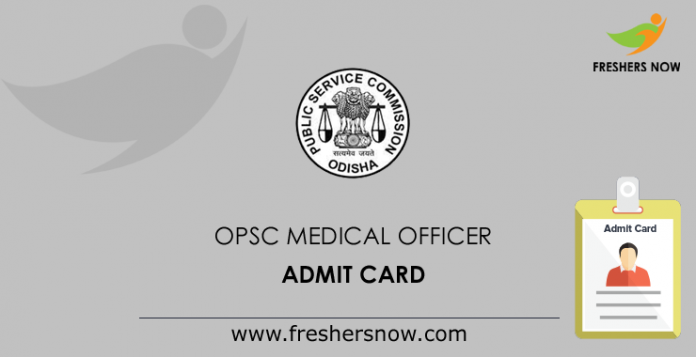 OPSC-Medical-Officer-Admit-Card