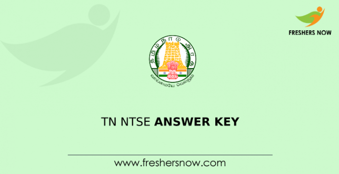 TN NTSE Answer Key