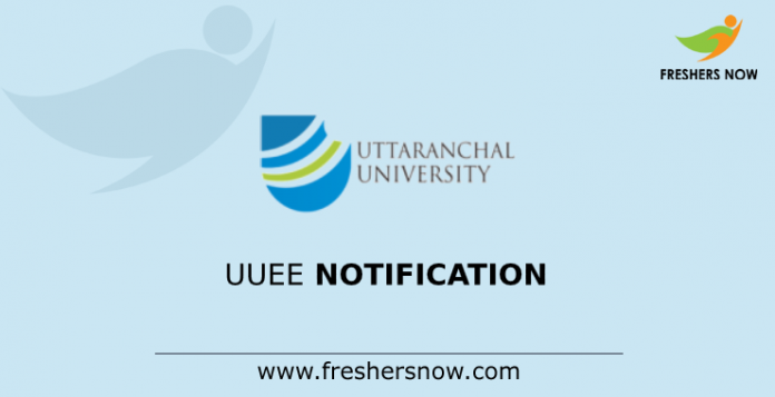 UUEE Notification