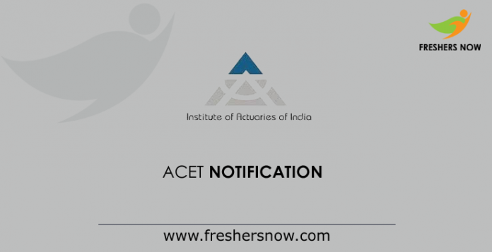 ACET-Notification