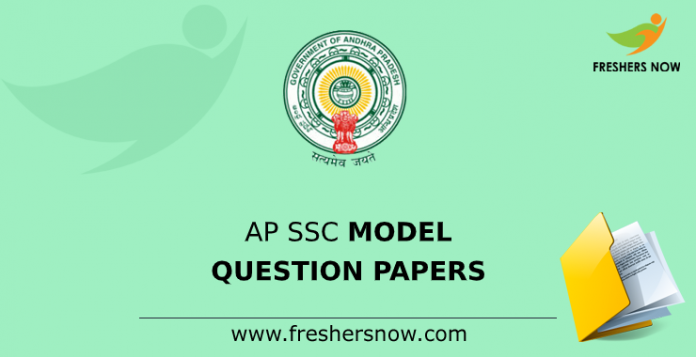 AP SSC Model Question Papers