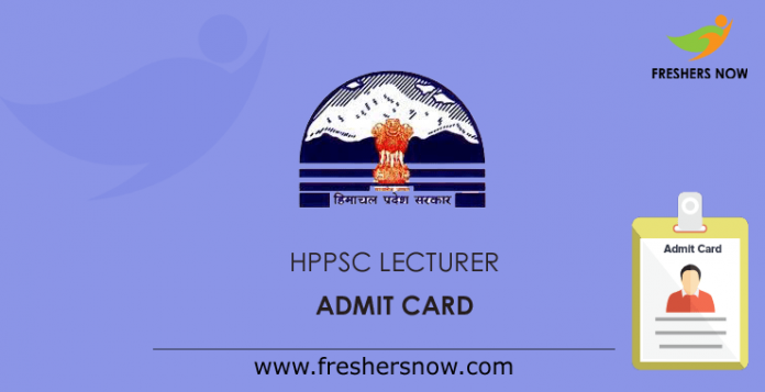 HPPSC-Lecturer-Admit-Card