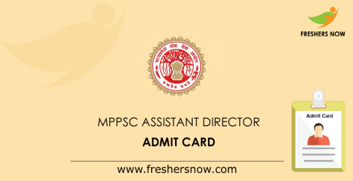 MPPSC-Assistant-Director-Admit-Card