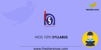 NIOS-10th-Syllabus
