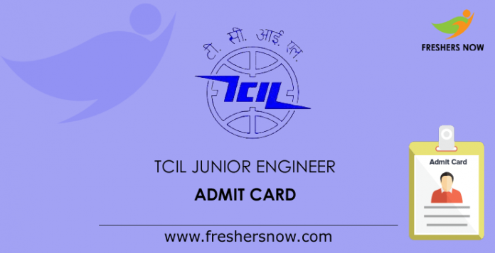 TCIL-Junior-Engineer-Admit