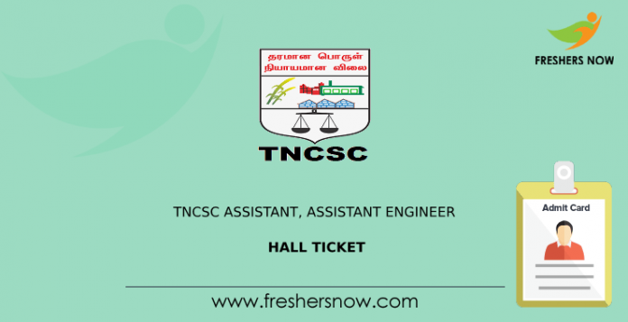 TNCSC Assistant, Passage Engineer Assistant