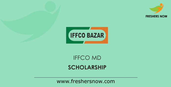 IFFCO MD Scholarship