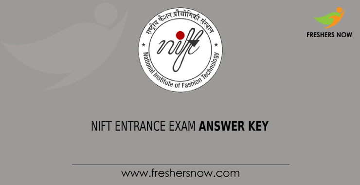 Nift Entrance Exam Answer Key 2020 Pdf Released Objections