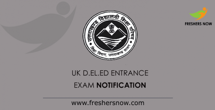 UK D.El.Ed Notification