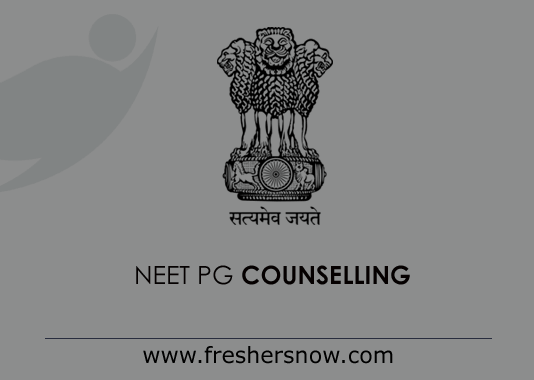NEET PG Counselling