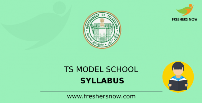 TS Model School Syllabus