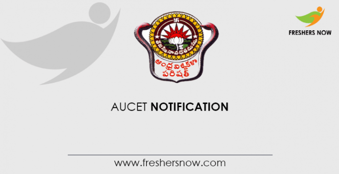 AUCET Notification