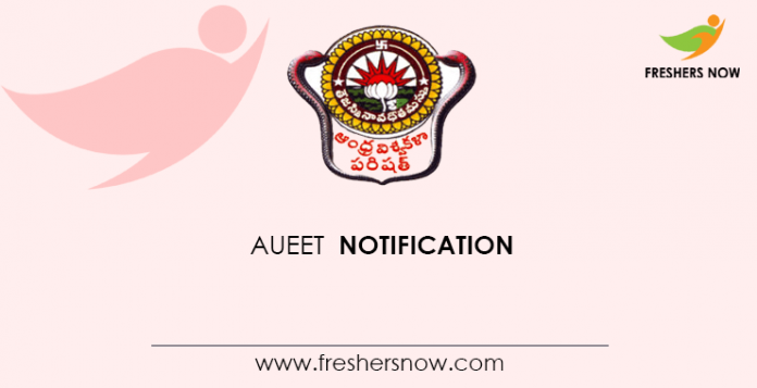 AUEET Notification