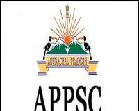 Arunachal Pradesh PSC Senior PA Jobs