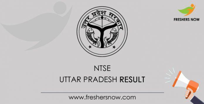 NTSE Uttar Pradesh Result