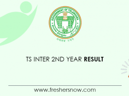 TS Inter 2nd Year Result\\\\