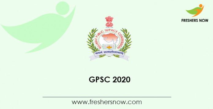 GPSC 2020