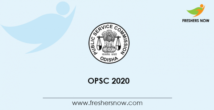 OPSC 2020